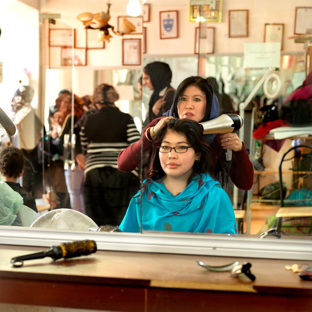 Favorite place of the city: My beauty salon