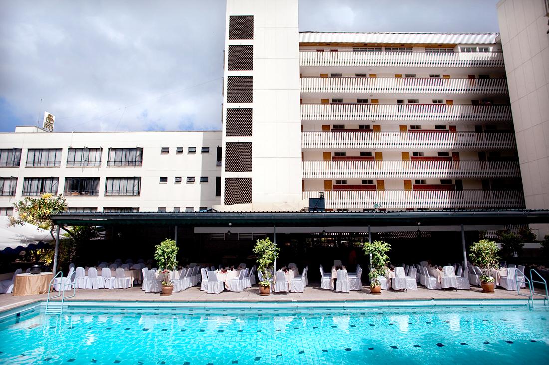 Nairobi, Kenya.  The beginning of a wedding.