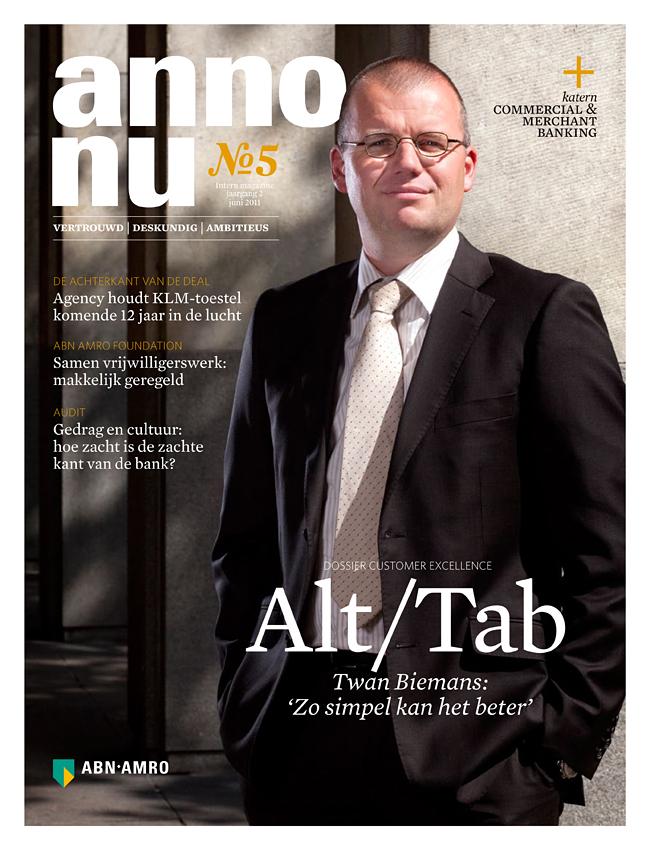 ABN AMRO Magazine
