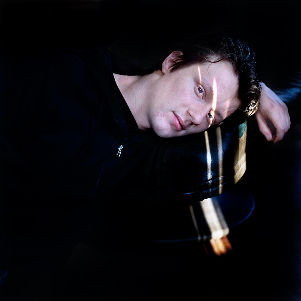 Young book writer Henk (HP de Tijd)