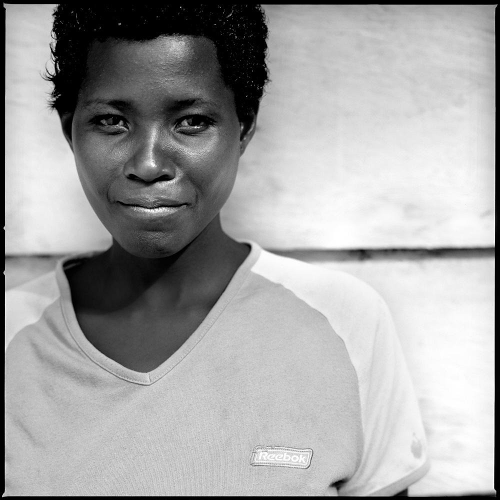 Portraits vanilla farmers |  Uganda