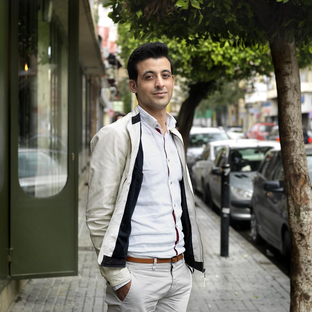 Faisal from Jarabulus / Kobane