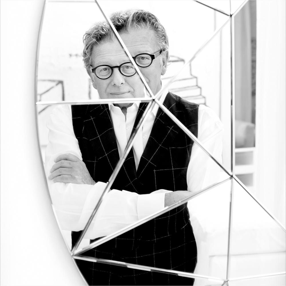 Jan des Bouvrie, designer