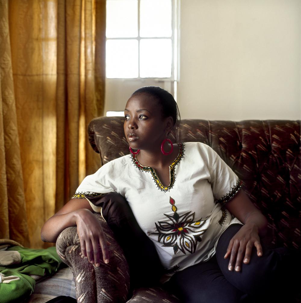 Muthoni, singer Nairobi