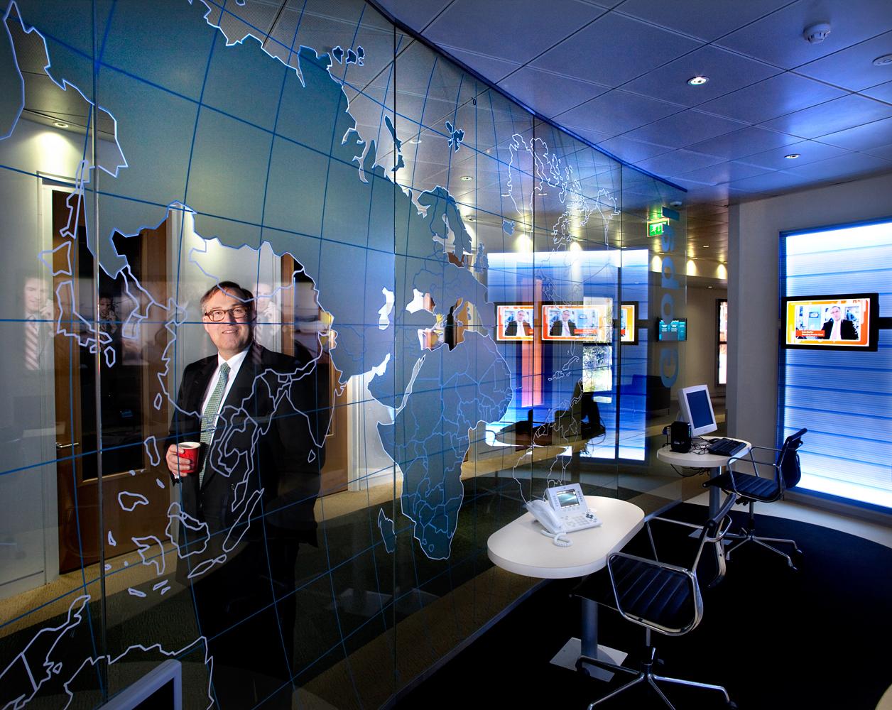 Coks Stoffer, CEO Cisco   Client: Magazine