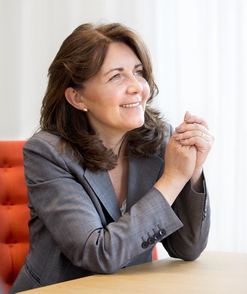 Dina Matta, Head of GTO at ING Bank   Client: ING bank