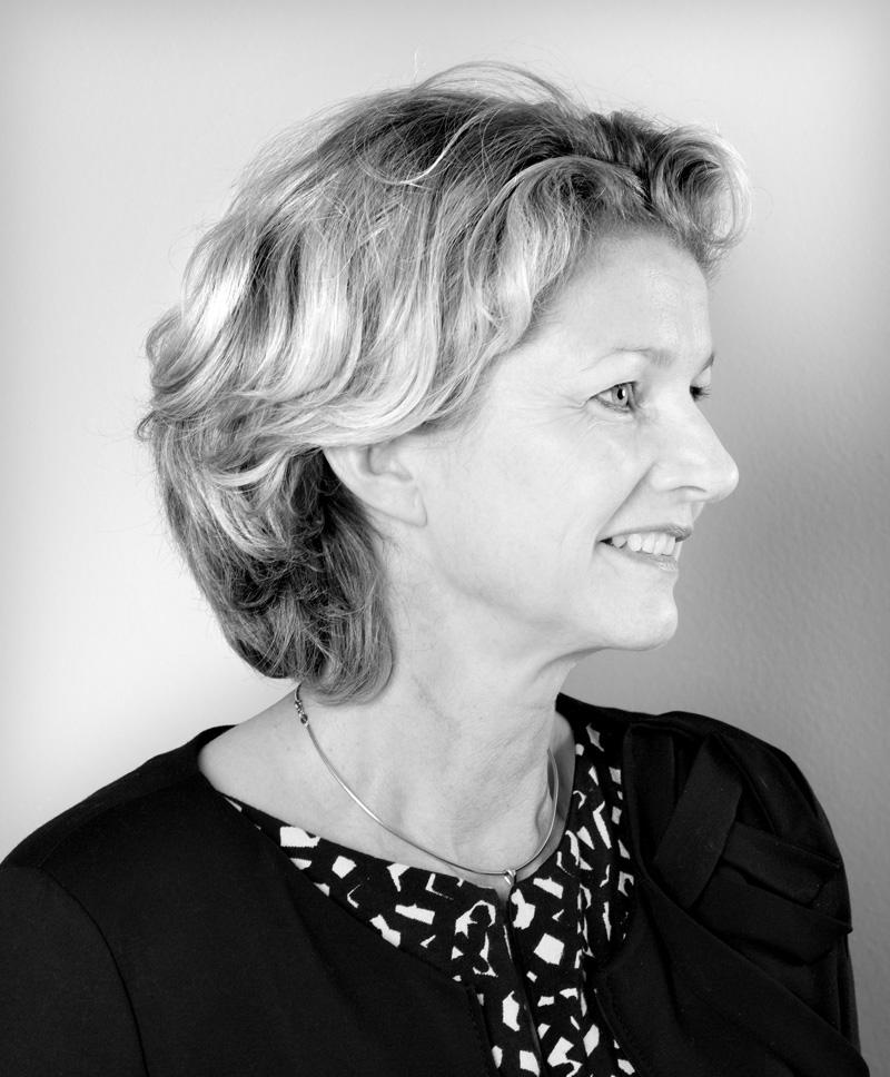 Marjan van Loon, president-directeur bij Shell Nederland   Client: Volkskrant Magazine