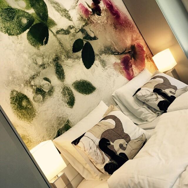 Small boutique hotel Villa Hiidenmäki designed by Studio Lillehammer. #studiolillehammer #villahiidenmäki #jämsä #interiordesign #hoteldesign #finland #riittasouranderphotography