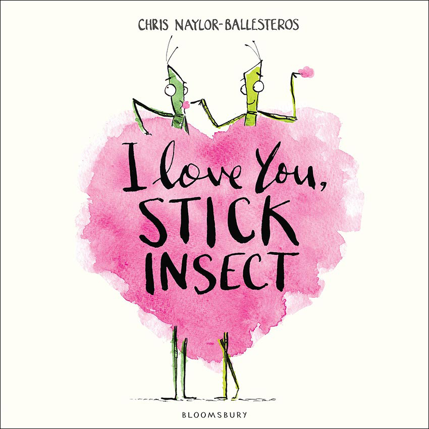 I Love You, Stick Insect - Stick Insect is IN LOVE!Just think of all the fun and laughter he will have with his perfect partner – surfing the ocean waves, racing on speeding motorcycles with the wind in his feelers, dancing the hula – whoop-di-whoop! But ... there's something not quite right about Stick Insect's new sweetheart, and Butterfly seems to have spotted the problem ... IT'S A STICK!Oh dear, the course of true love never did run smooth and poor stick insect is about to find this out the hard way.Published by Bloomsbury