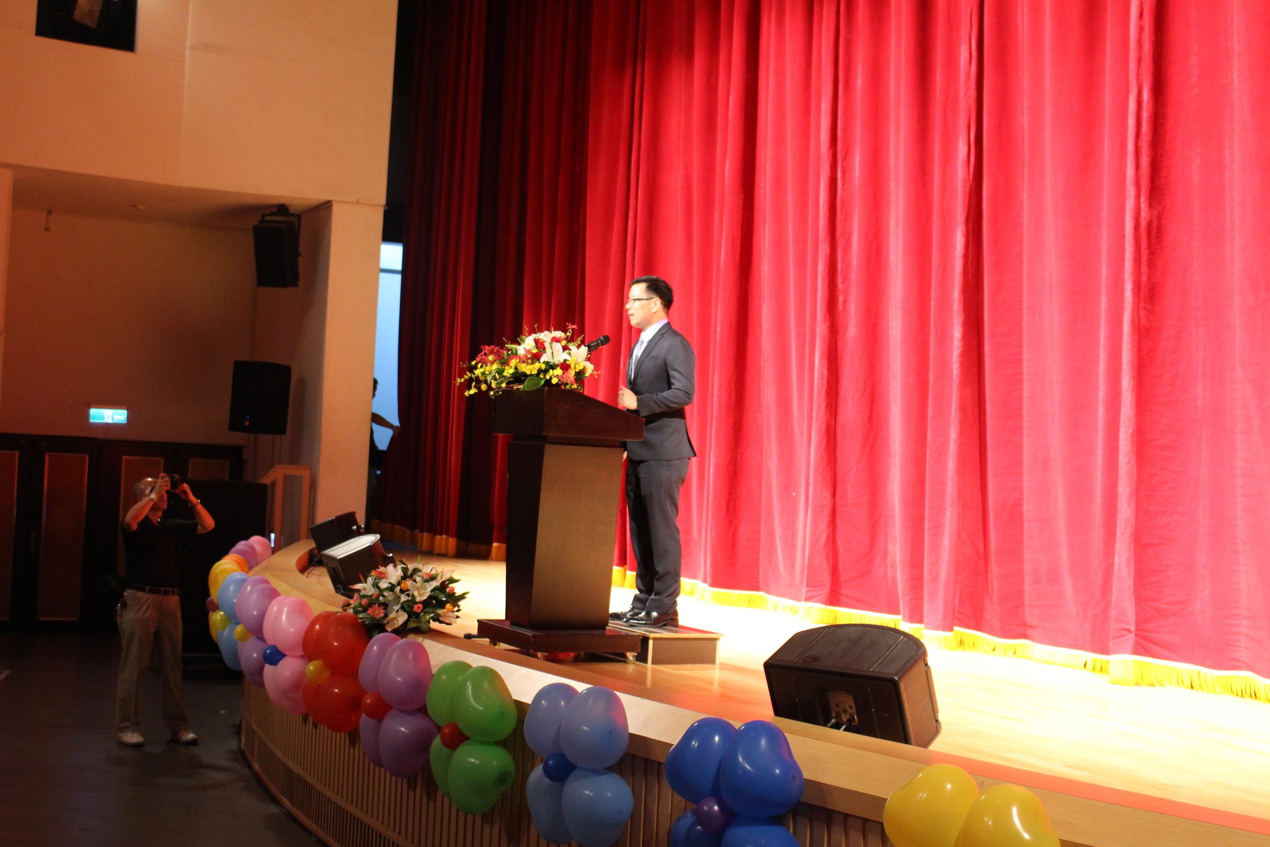 Deputy Director-General Albert Lin (Miaoli International Culture and Tourism Bureau)/苗栗縣政府國際文化觀光局副局長林彥甫