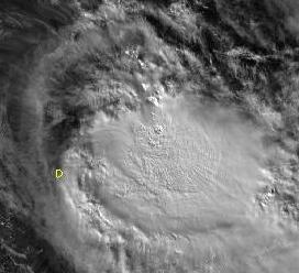 Cyclone Keli