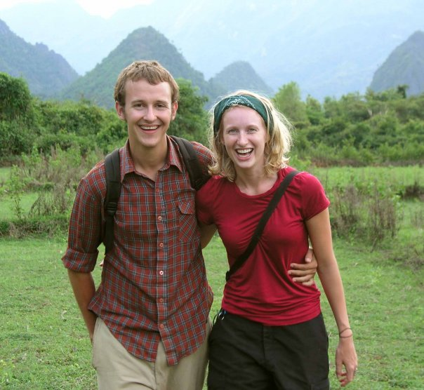9 years ago, backpacking across Southeast Asia