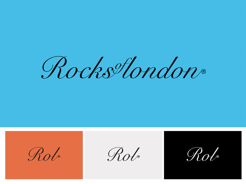 Rocks of London brand logo