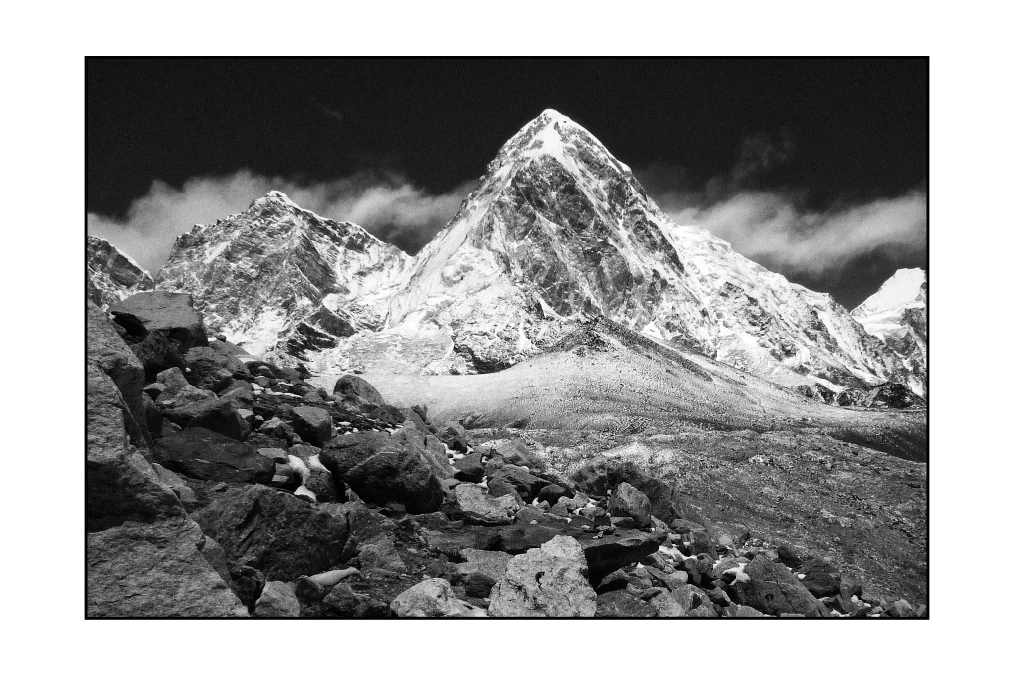 Pumo Ri, Himalaya Mountains, Nepal (2009)