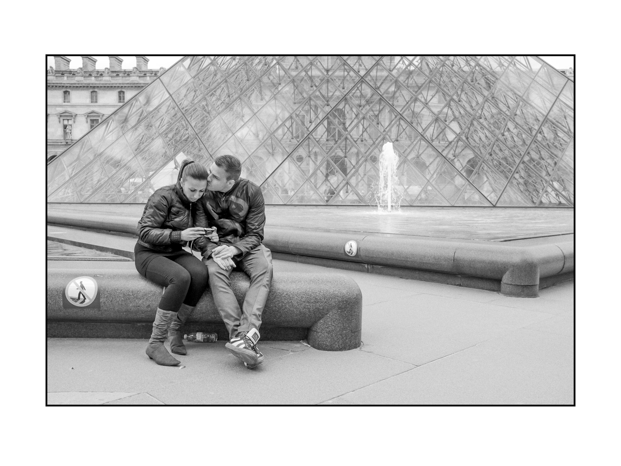 Le Louvre, Paris, France (2013)