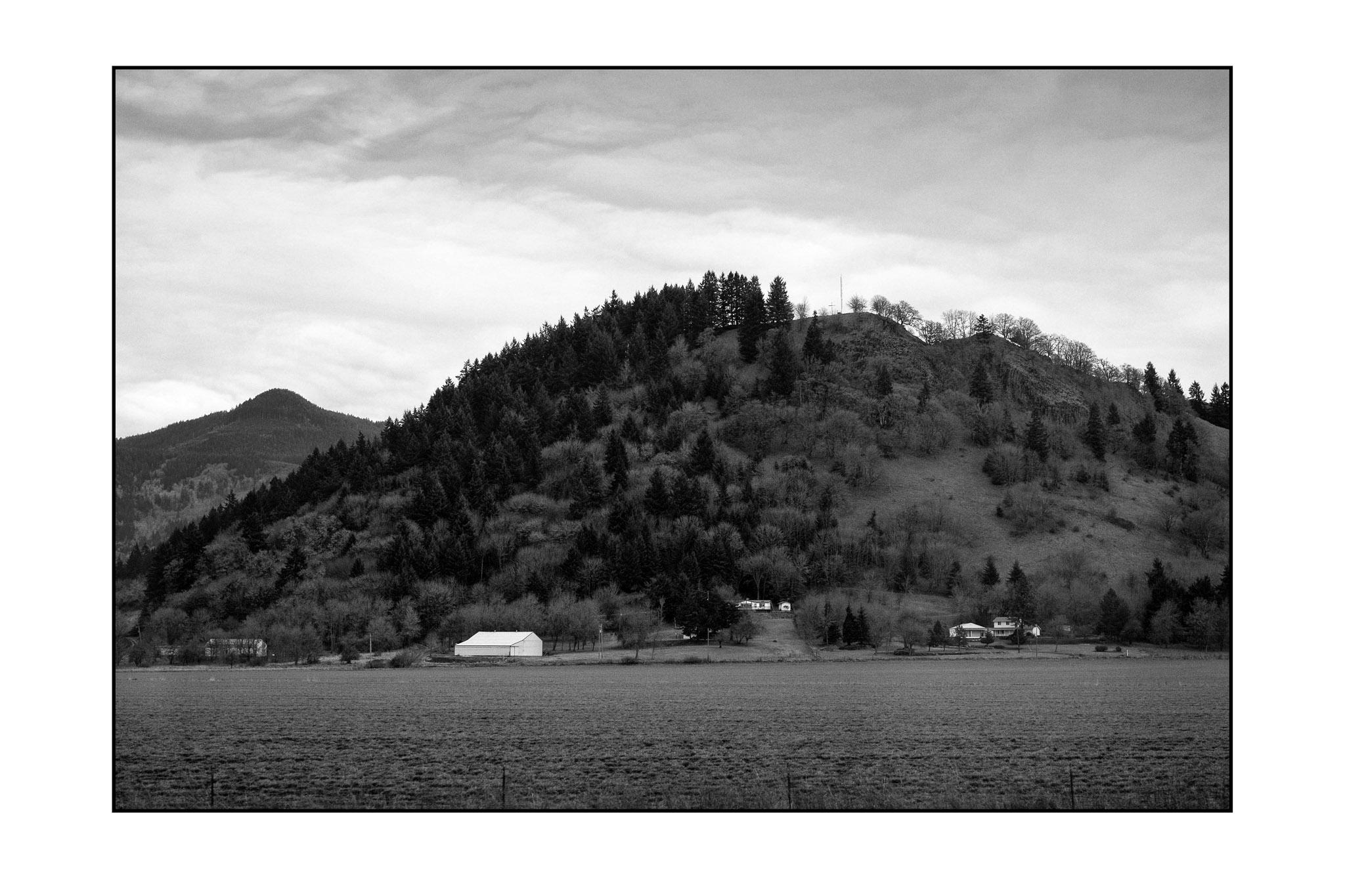 Coburg Hills, Oregon, USA (2013)