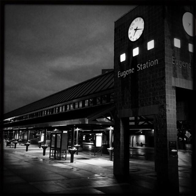 Eugene Station 1