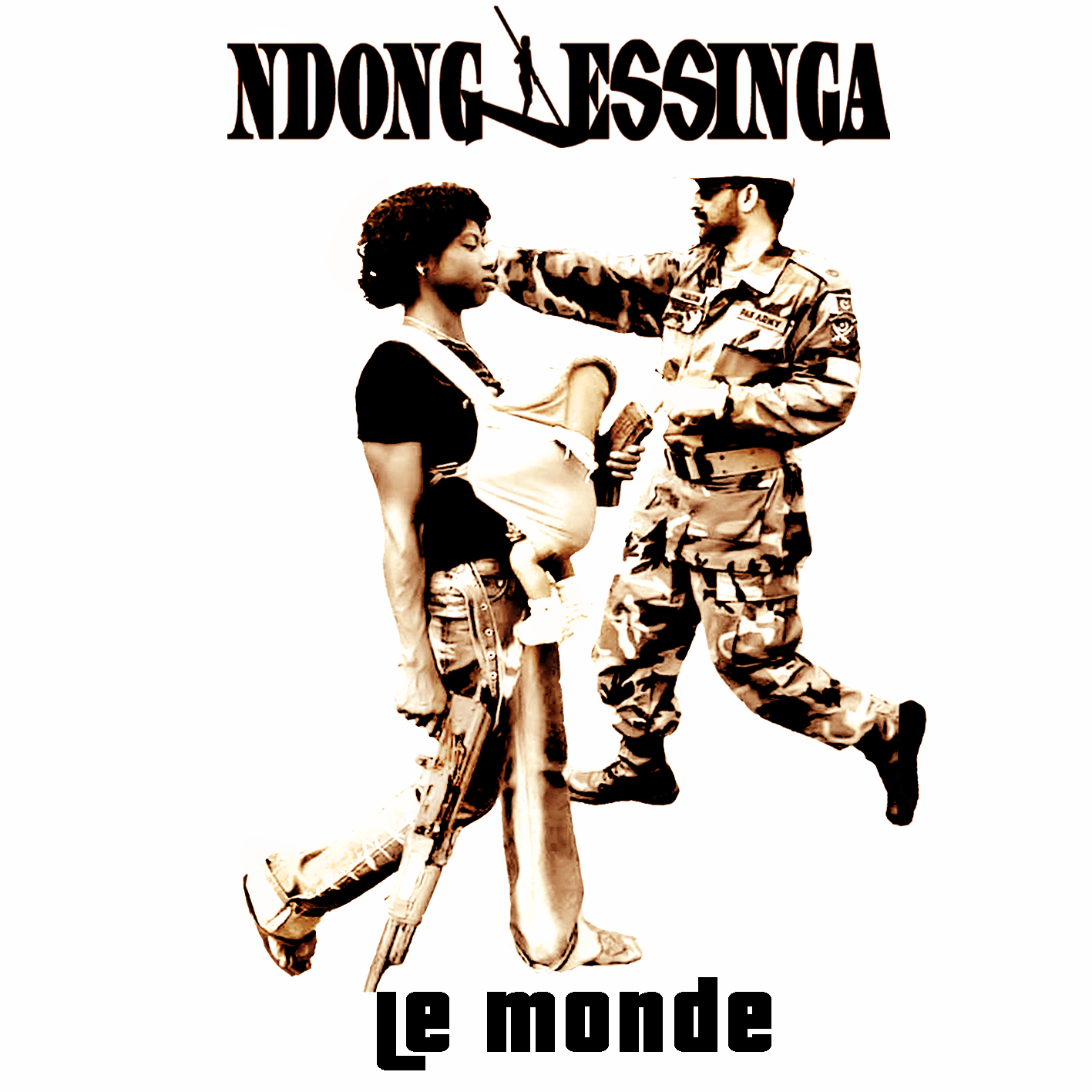 Ndong Essinga Le Monde