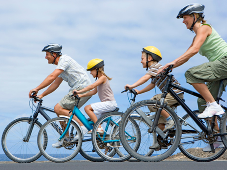 Learn more about our bicycle rentals here