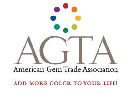 Proud Member of American gem trade association