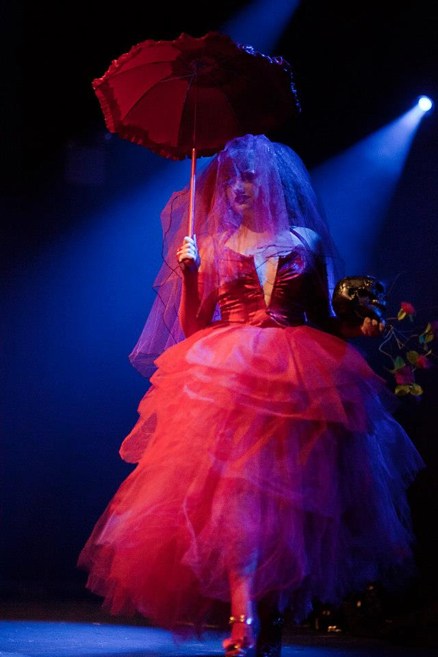 Ghost Bride / Photo: Mark Shelby Perry