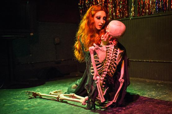 Dance with Death / Burlesque Dancers