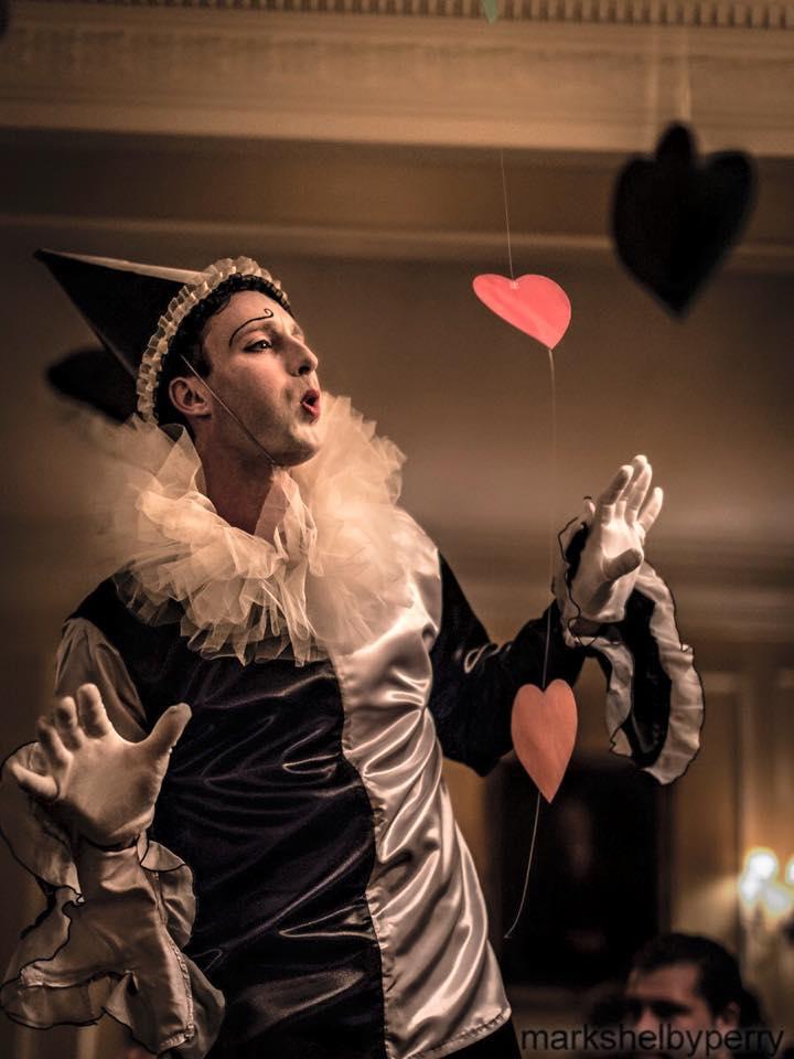 Pierrot Mime Actor