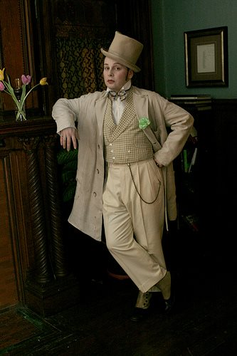 Victorian Dandy Actor Oscar Wilde Edwardian 19th Century