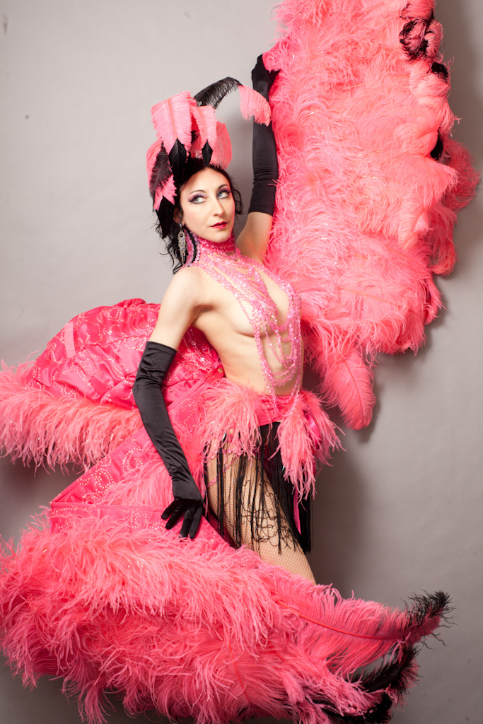 Feather Showgirl