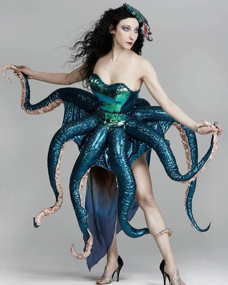 Octopus Showgirl