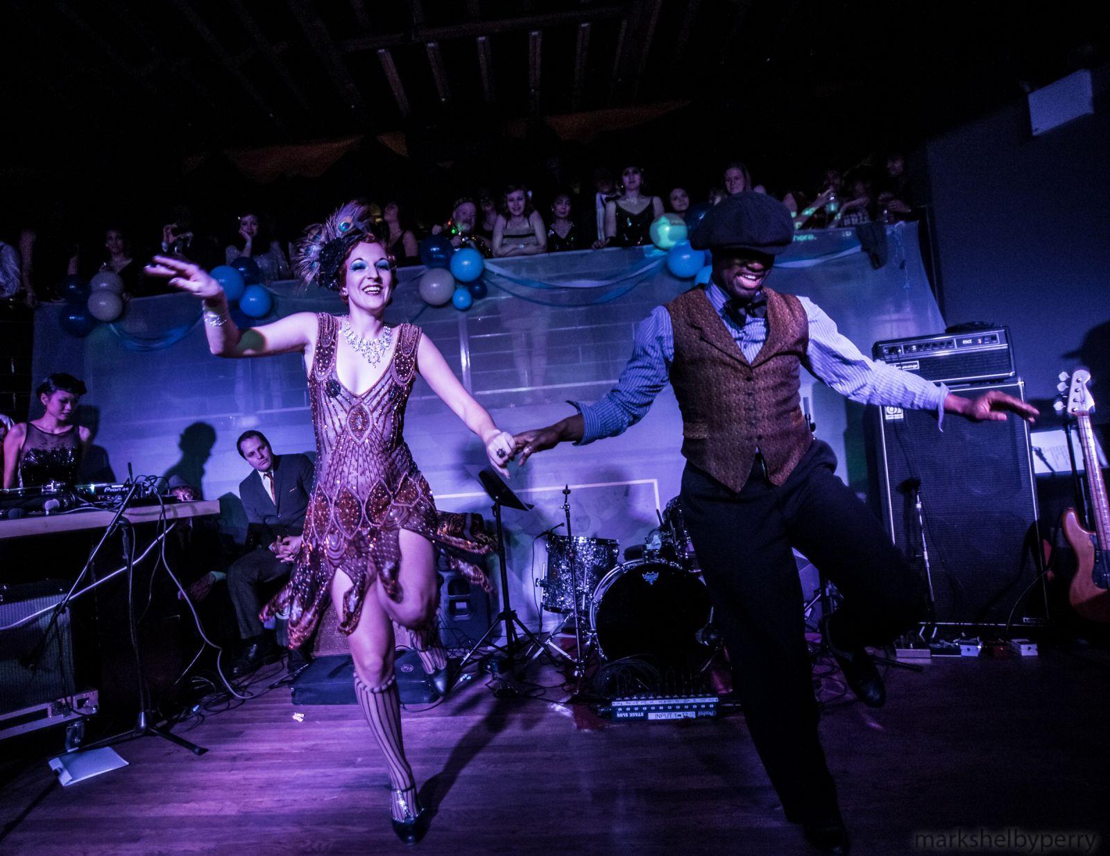 Gatsby 1920s Dance Duet