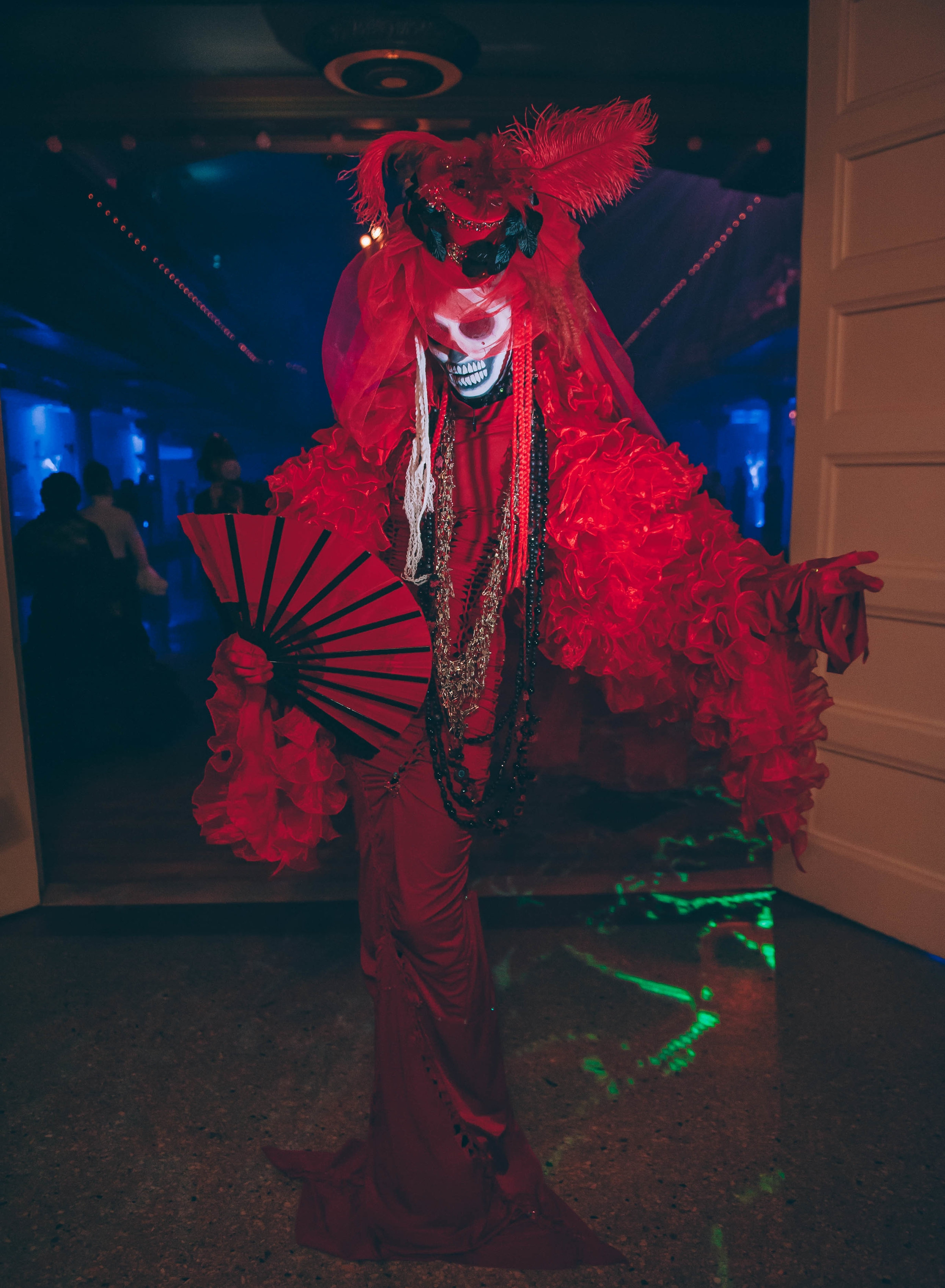 Red Death / Photo: Jane Kratochvil