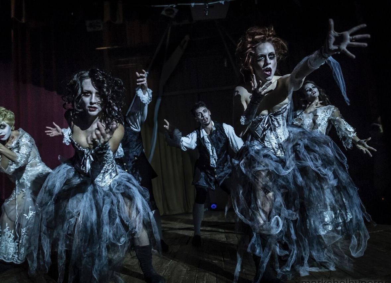 Theatrical Character Dancers / Halloween Zombie Dancers