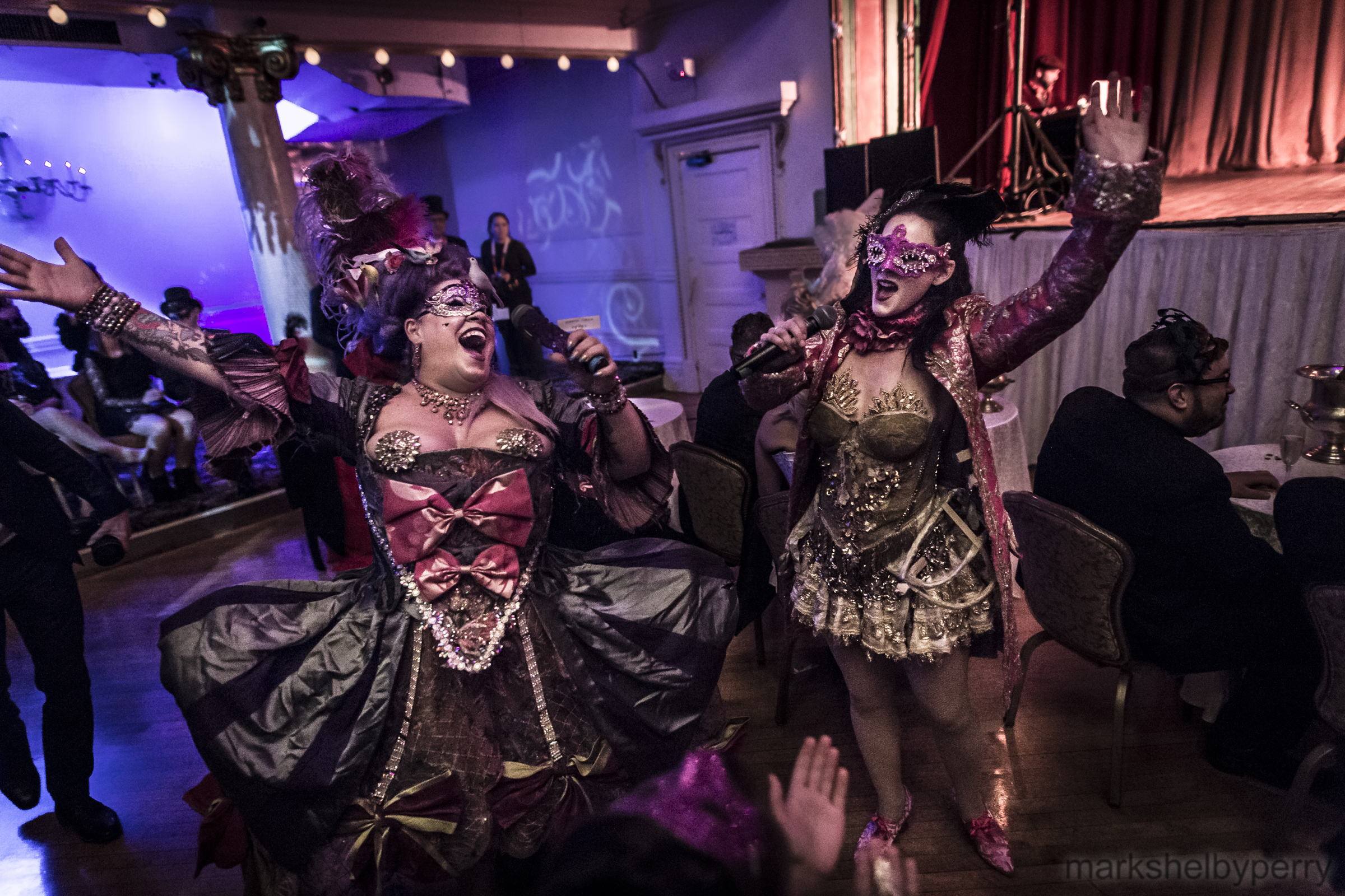 Opera Singers | Venetian Valentine