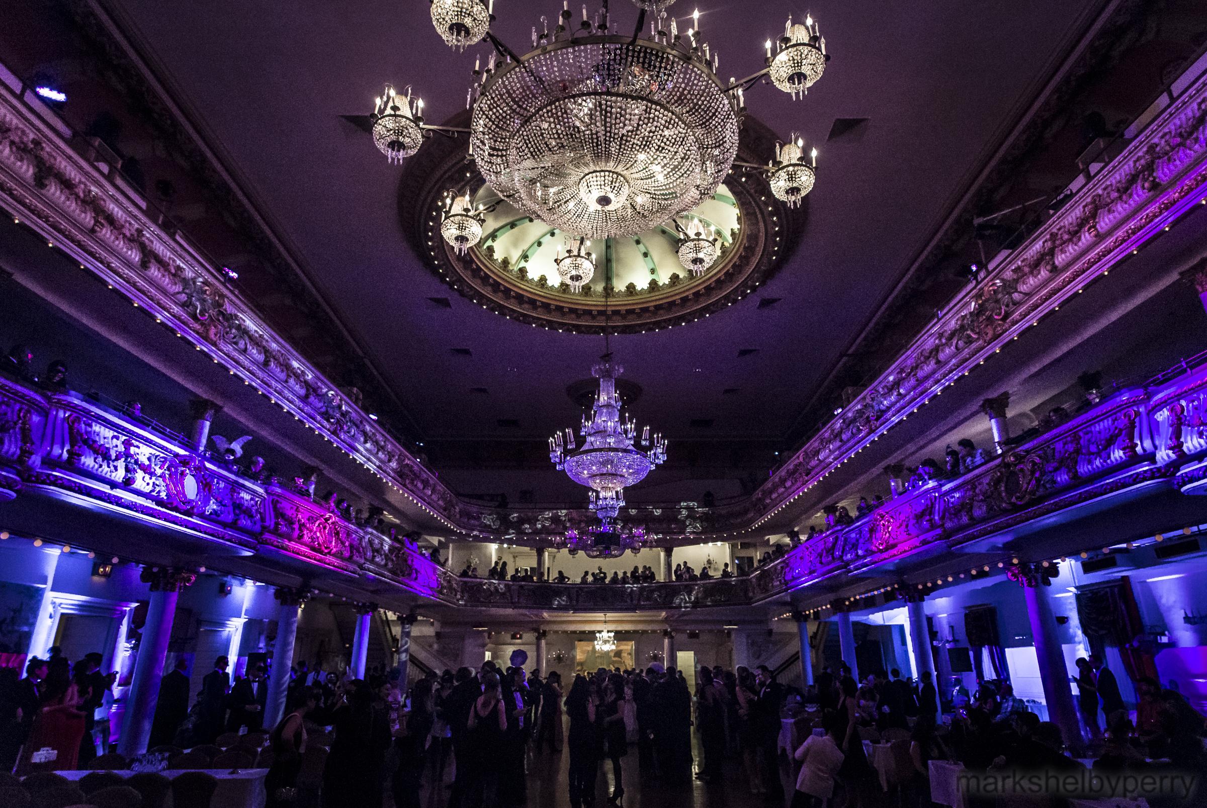 Grand Prospect Hall | Venetian Valentine