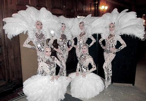 Mirror Showgirls