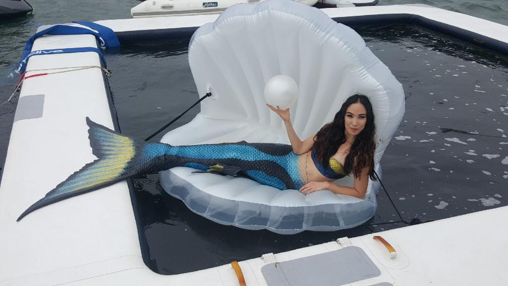 Hyperrealistic Silicone Tail Mermaid