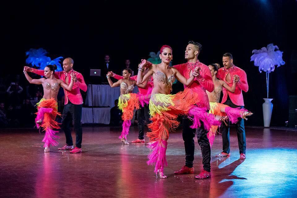 Salsa Dancers / Salsa World Champions