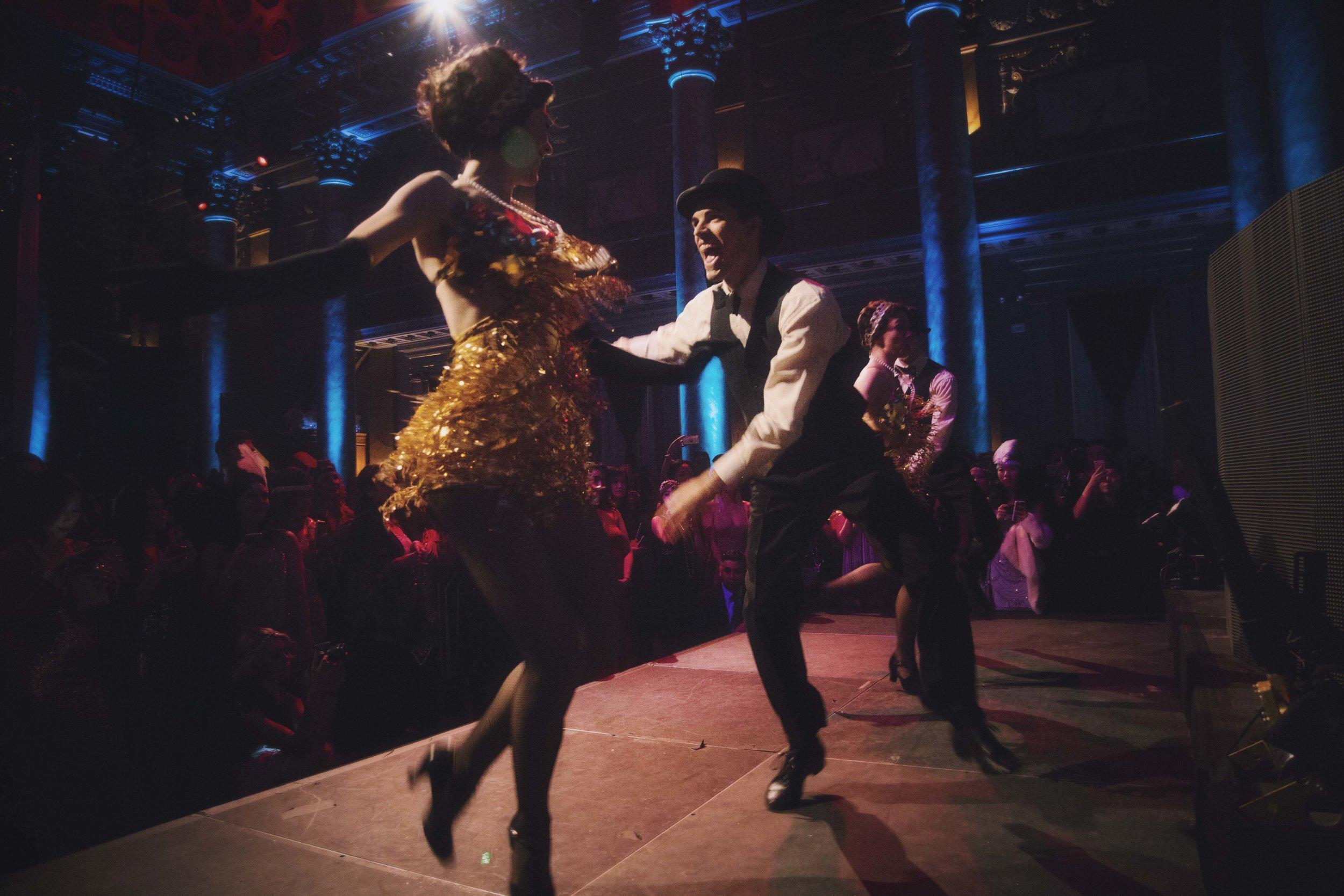 1920s Gatsby Dancers