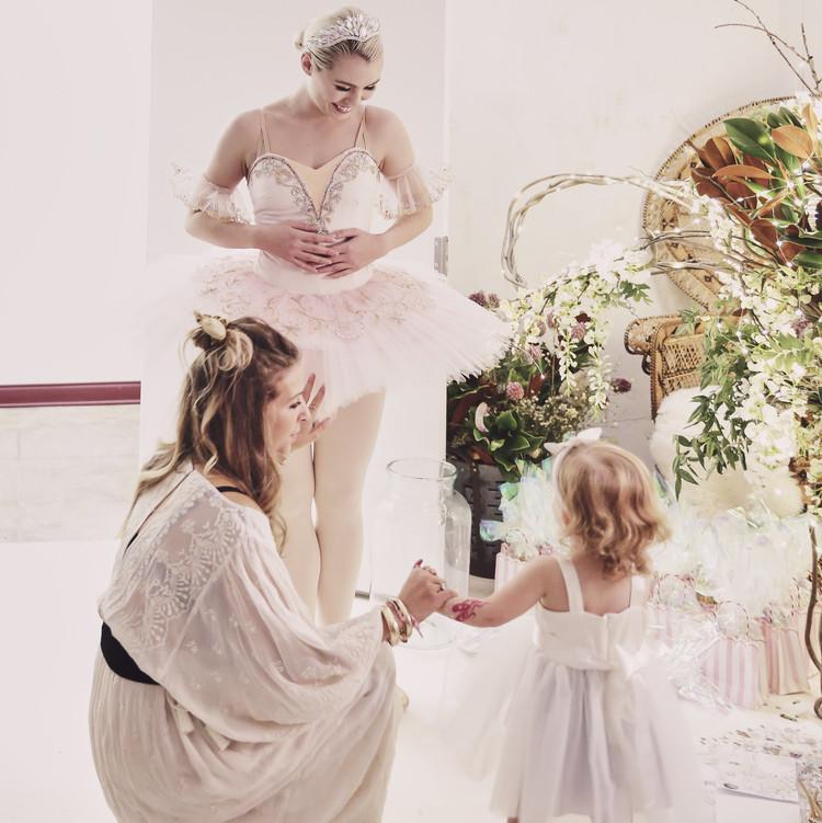 Sugar Plum Fairy Ballerina