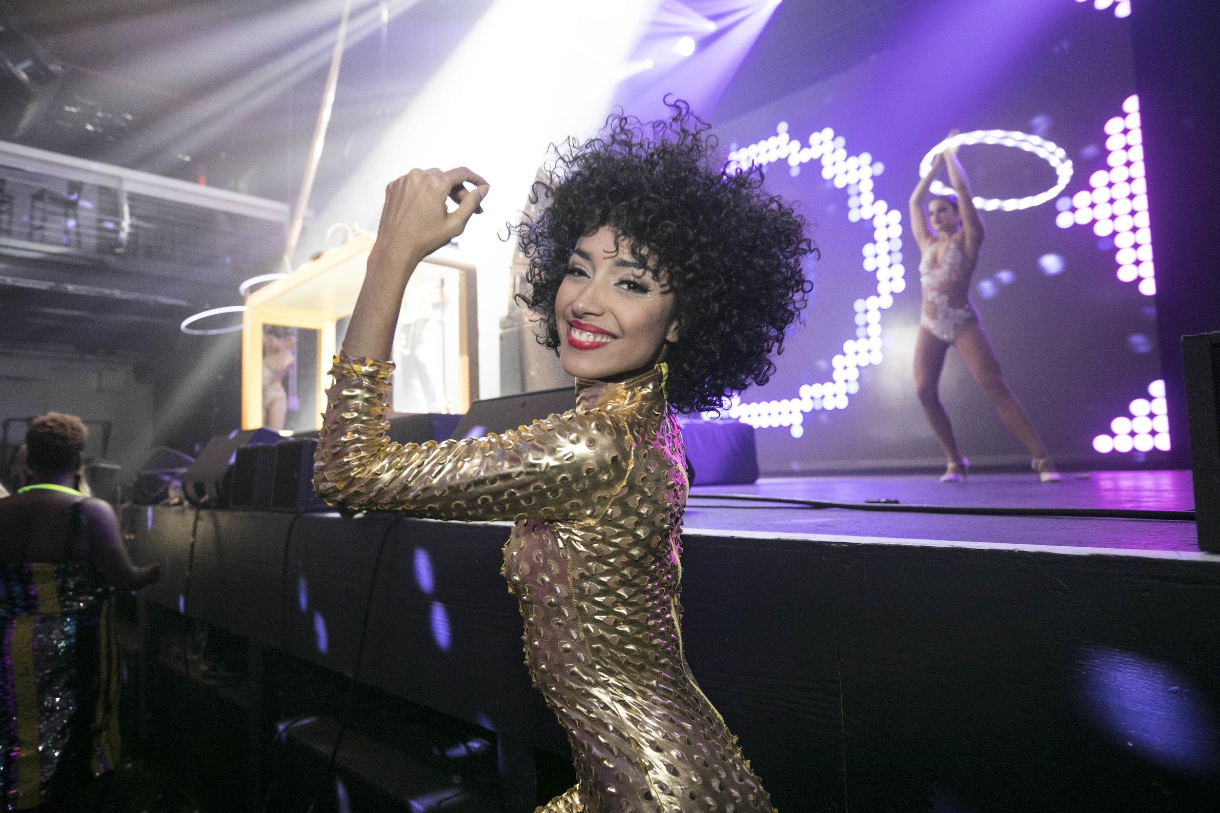 Disco Gogo Dancer