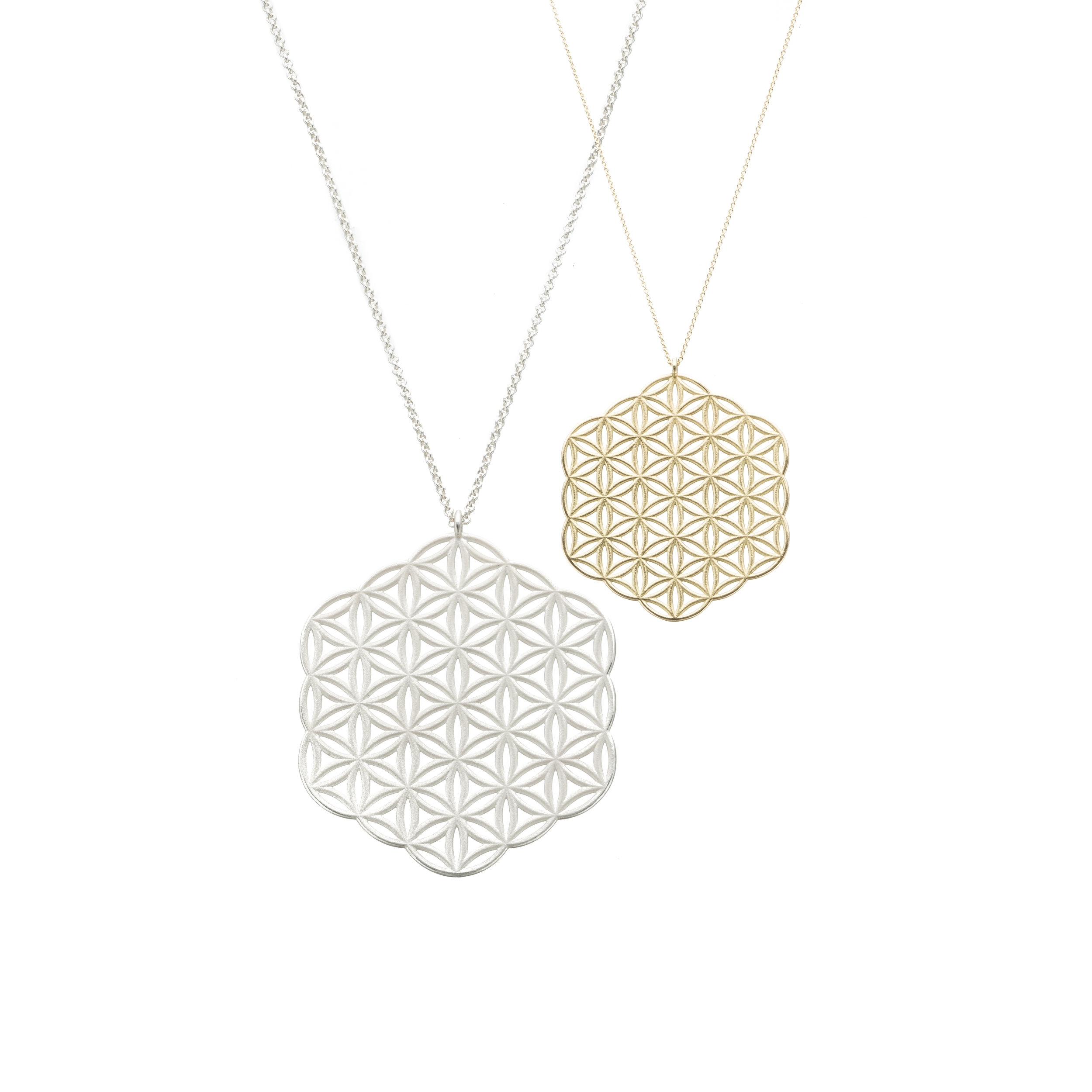 Flower of Life Sterlingsilver 230€