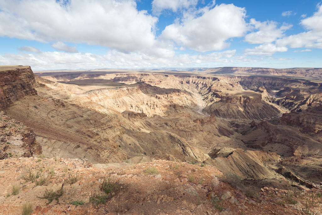 Fish River Canyon - What a View!
