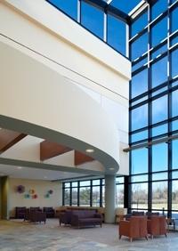 The Rachel Upjohn Building, Department of Psychiatry, University of Michigan