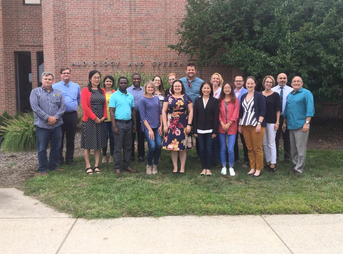 2018 Inaugural Great Lakes Stuttering Research Symposium