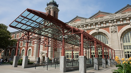 Ellis Island Immigration Museum: An interactive space designed by ESI Design