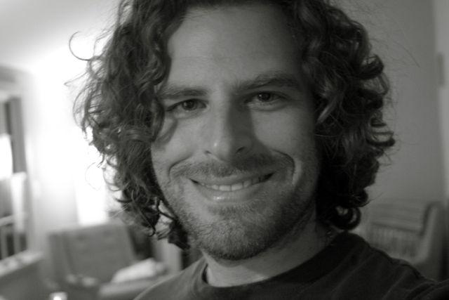 Dan Furmansky, personal training client