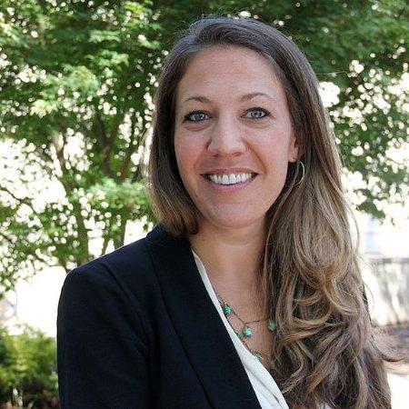 Kara Holman, personal training client
