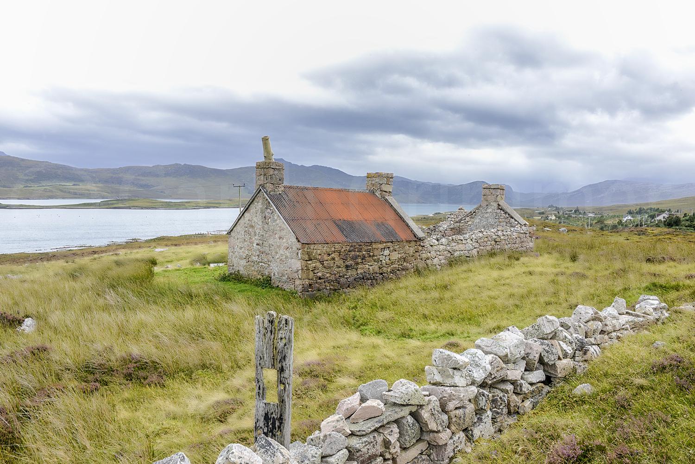 Crofter cottage, Orkney