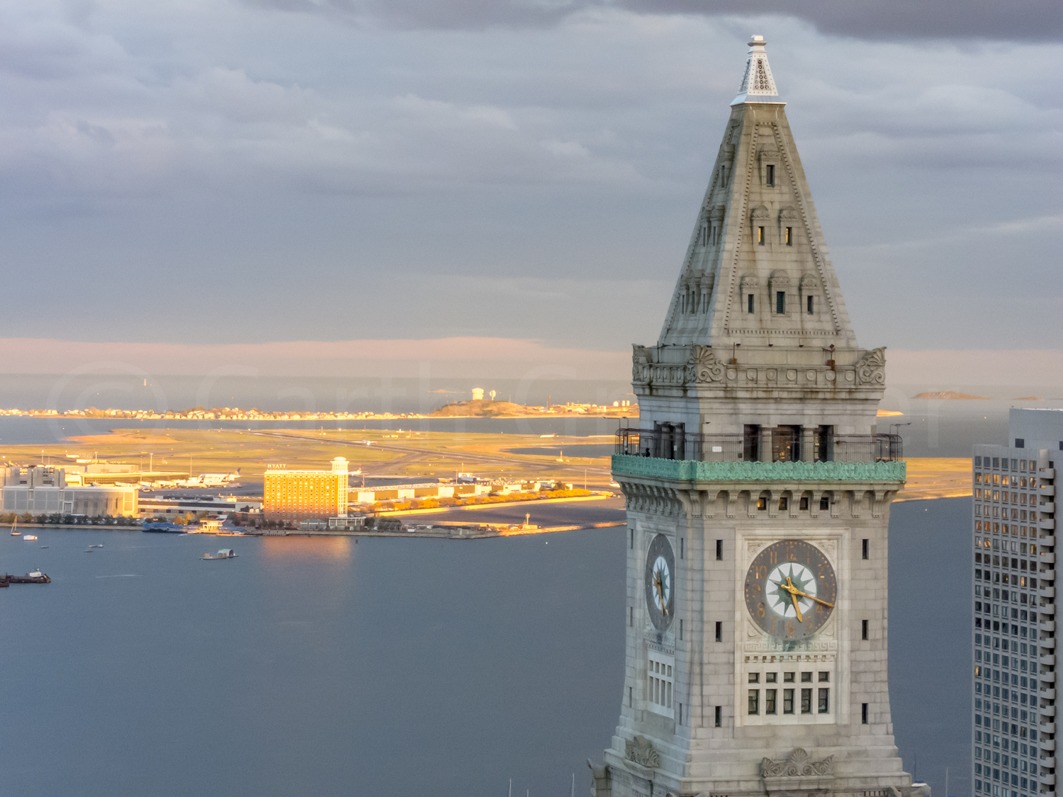 Custom House Tower - Boston